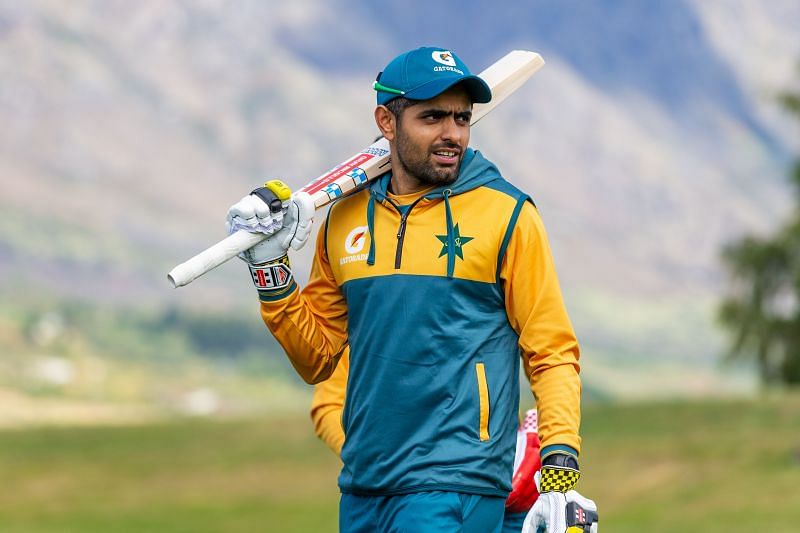 Babar Azam will lead Pakistan against Zimbabwe.