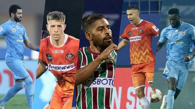 ISL 2020-21: Top 10 Foreigners of the Season