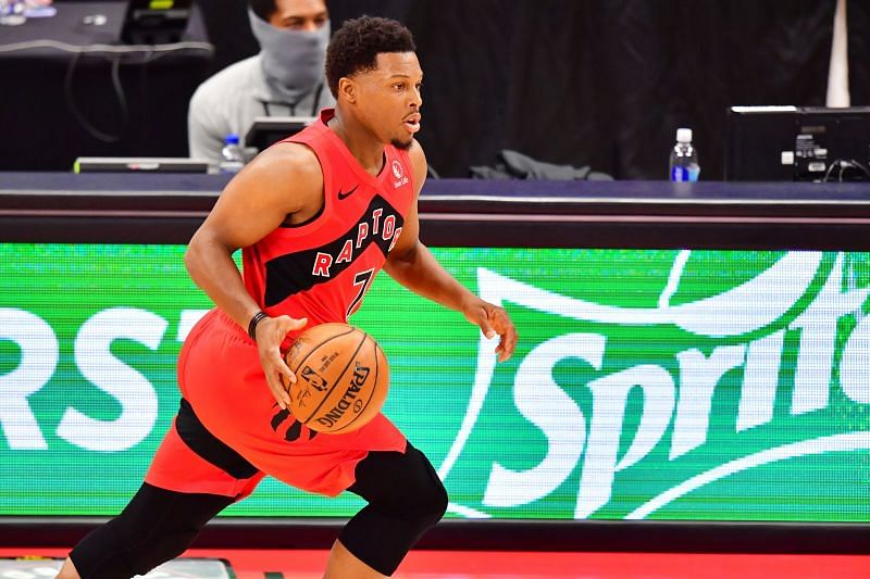 Kyle Lowry is inching closer towards a move