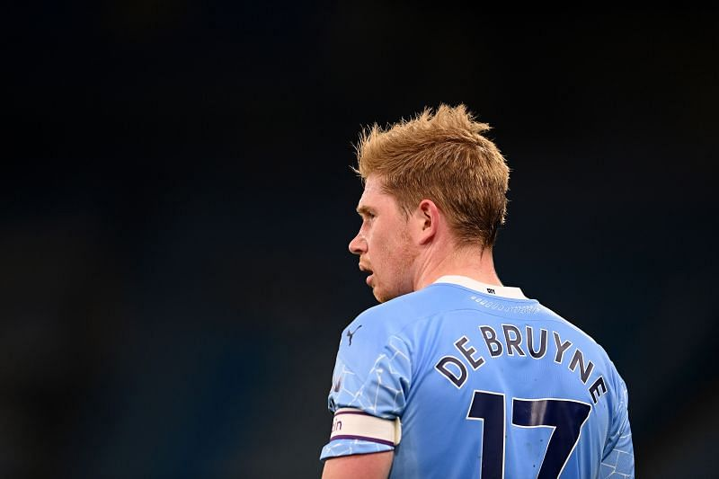 Kevin De Bruyne is arguably the best player in the Premier League at the moment