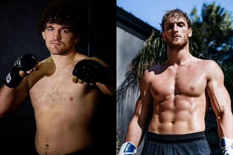 Ben Askren may enter the ring with Logan Paul soon