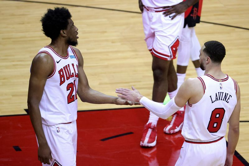 The Chicago Bulls looked primed to make a push for the NBA Playoffs