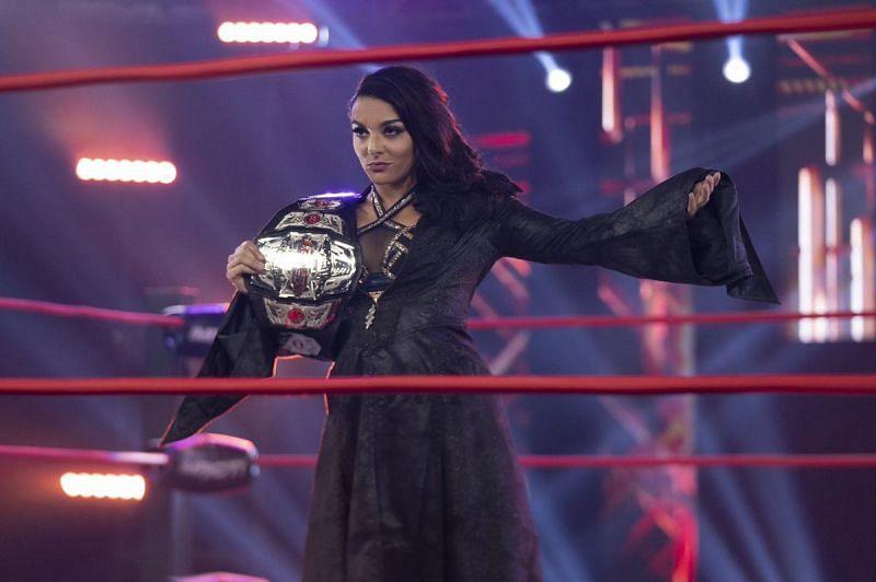 Deonna Purrazzo in IMPACT Wrestling