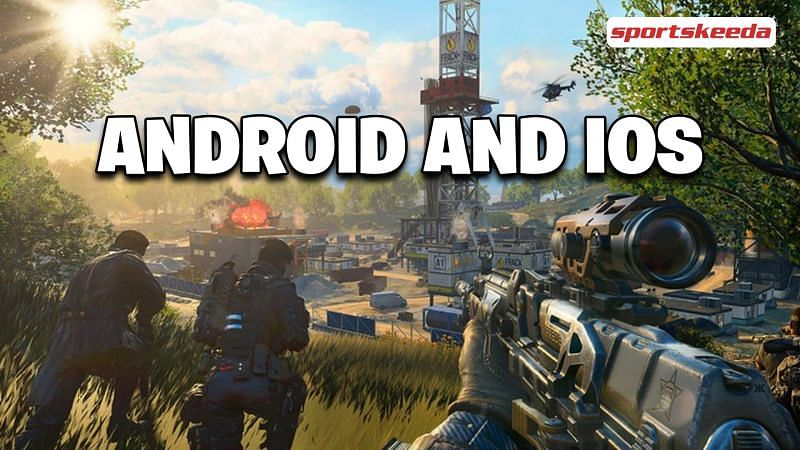 Battle Royale games for Android and iOS devices