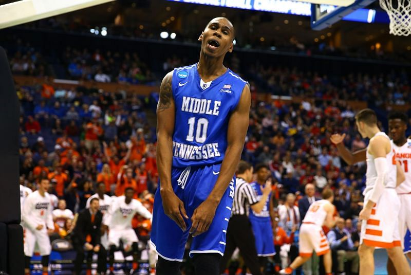Middle Tennessee upset 2-seed Michigan State in March Madness 2016