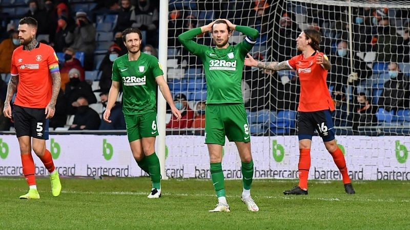 Luton Town are looking to do a league double over Preston for the first time ever!