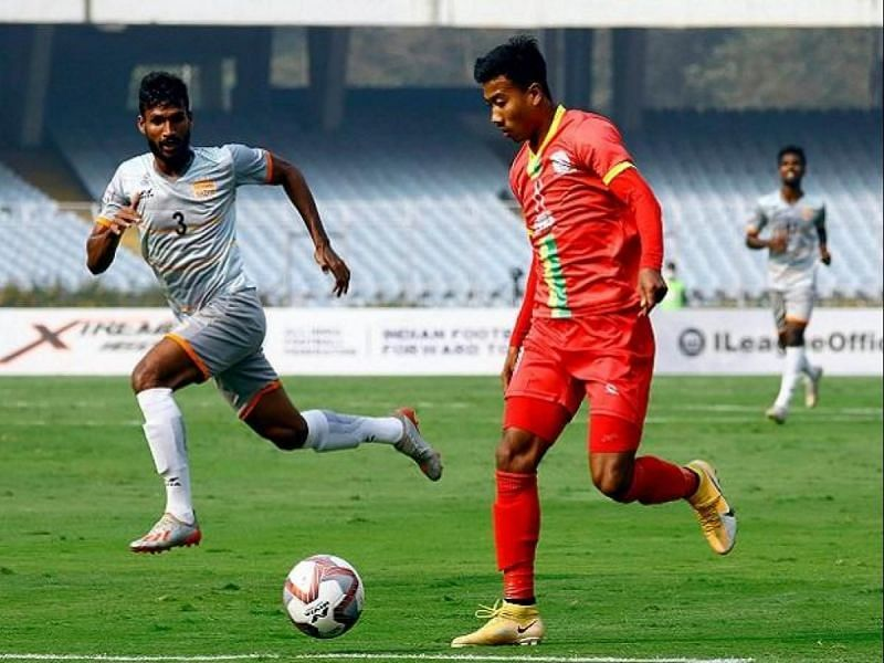 With 11 goals, Bidyasagar Singh is the leading goal-scorer of the league and the second Indian to score consecutive hattricks in the I-League.
