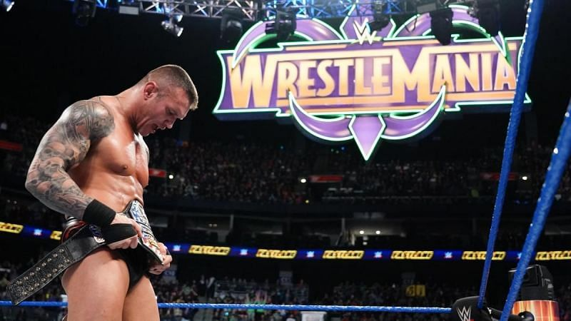 Randy Orton became a Grand Slam Champion with his win over Robert Roode