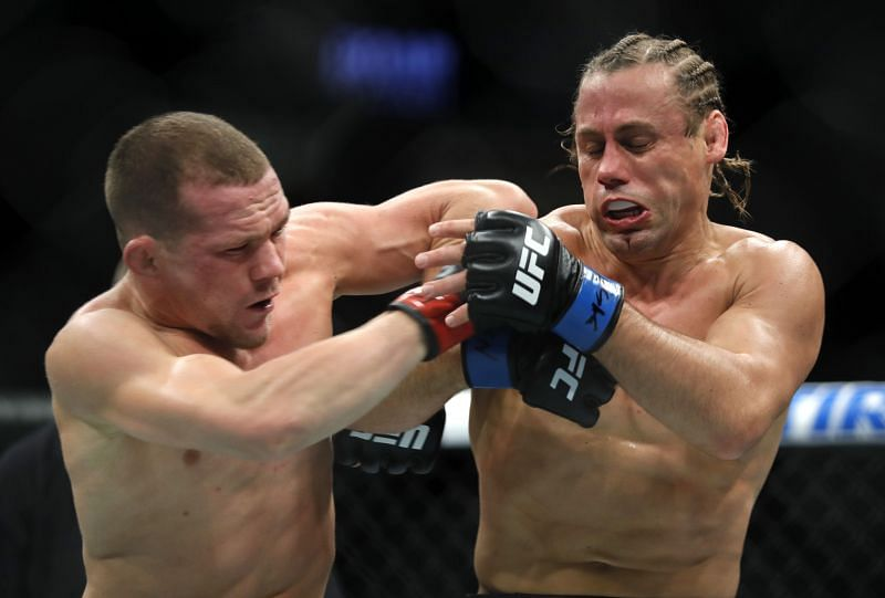 Urijah Faber took a horrible beating at the hands of Petr Yan in his second return fight