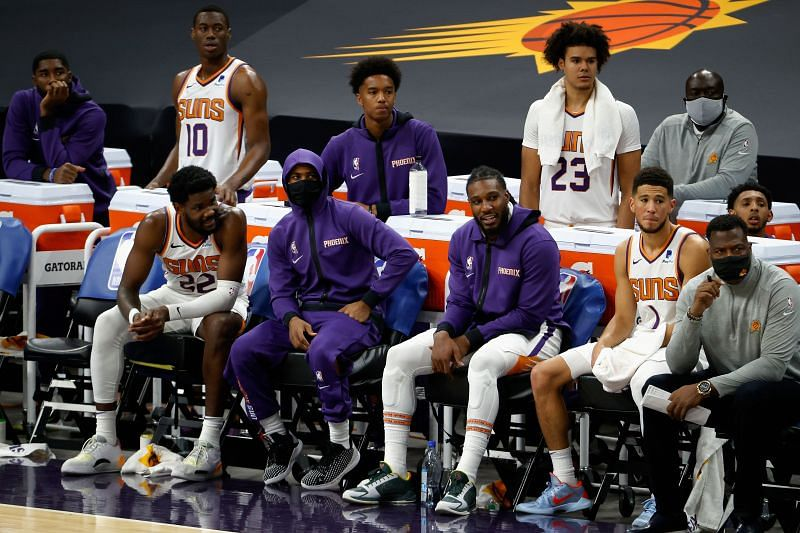 The Phoenix Suns are flying in the NBA Western Conference