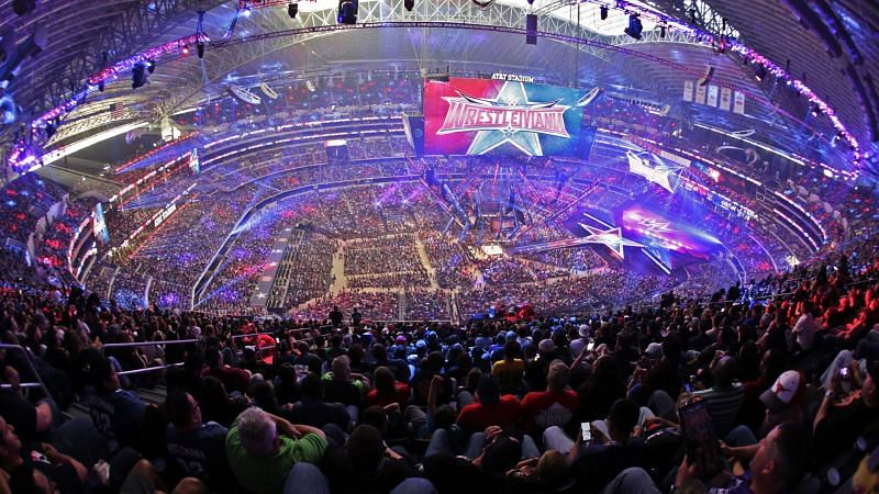 WWE WrestleMania regularly generates the largest attendance of the year for WWE