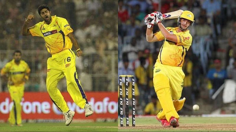 Manpreet Gony and Albie Morkel were an integral part of the Chennai Super Kings