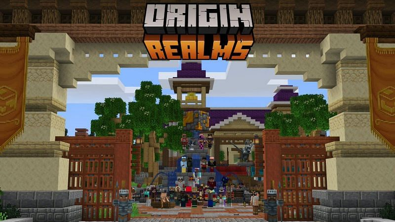 The hugely anticipated Origin Realms server is finally open