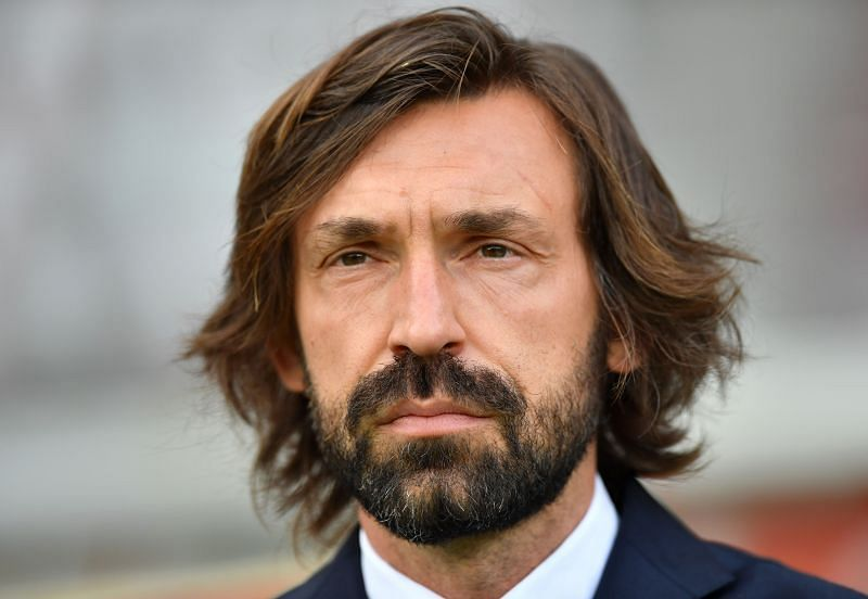 Andrea Pirlo has found the going tough at Juventus.