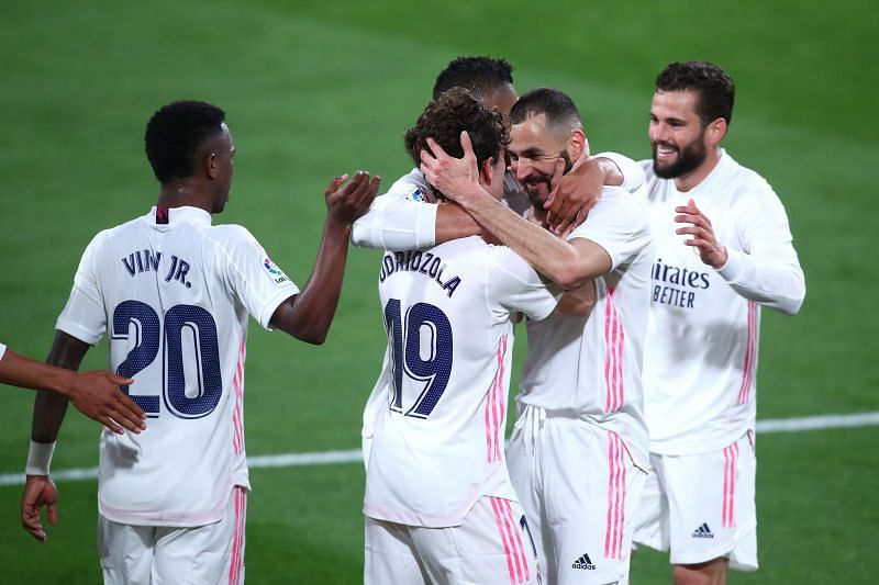 Real Madrid were too much for Cadiz to handle