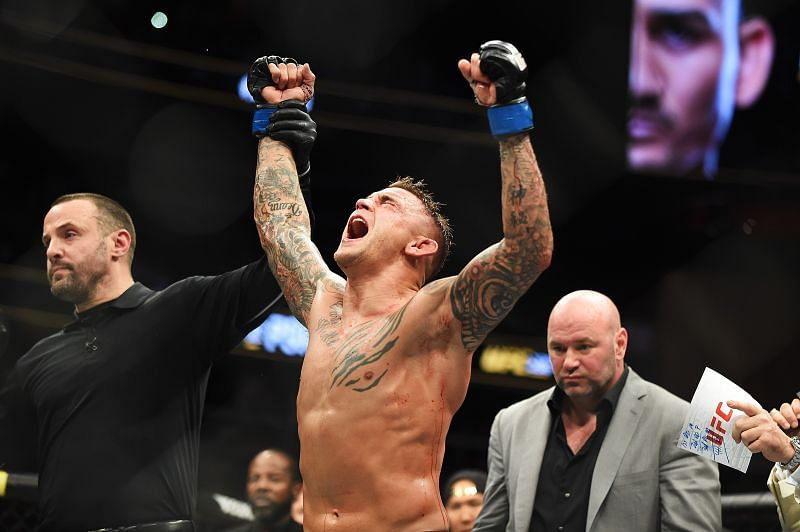 Dustin Poirier reportedly priced himself out of a fight with Tony Ferguson in October 2020