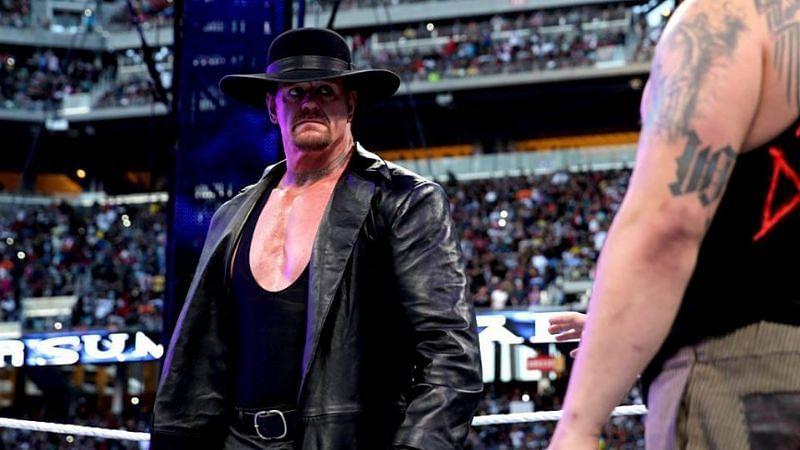The Undertaker defeated Bray Wyatt at WrestleMania 31