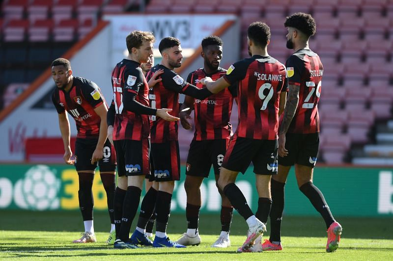 AFC Bournemouth play Blackburn Rovers on Monday