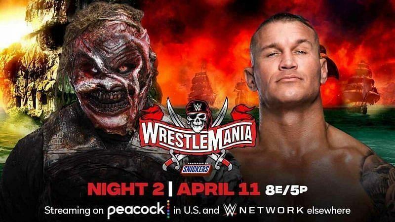 WWE रेसलमेनिया(WrestleMania) 37