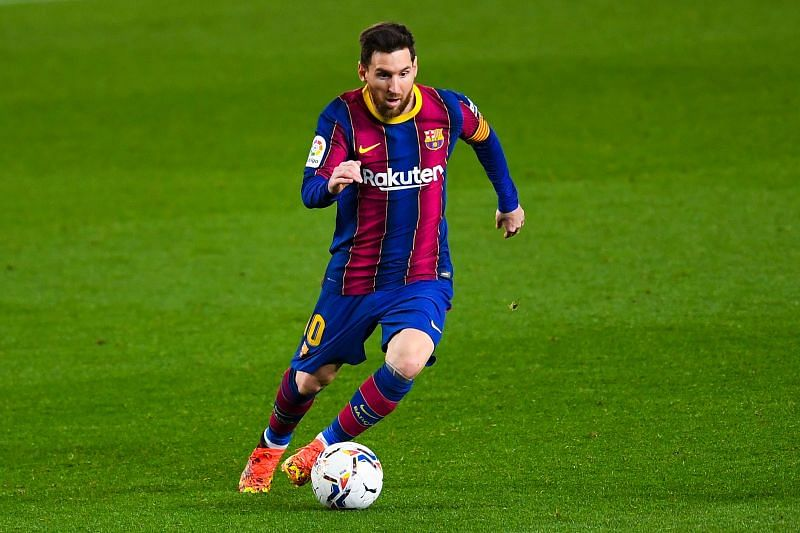 Lionel Messi see