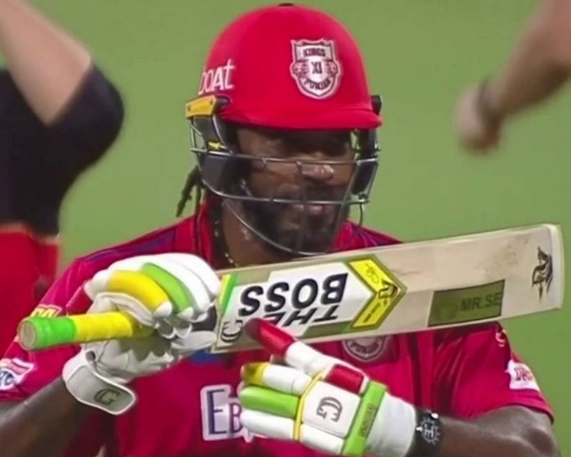 Chris Gayle has hit the most number of sixes in the IPL