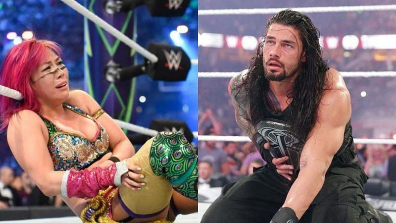 Multiple WWE Superstars lost their WrestleMania title match
