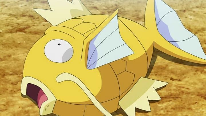 Shiny Magikarp (Image via The Pokemon Company)