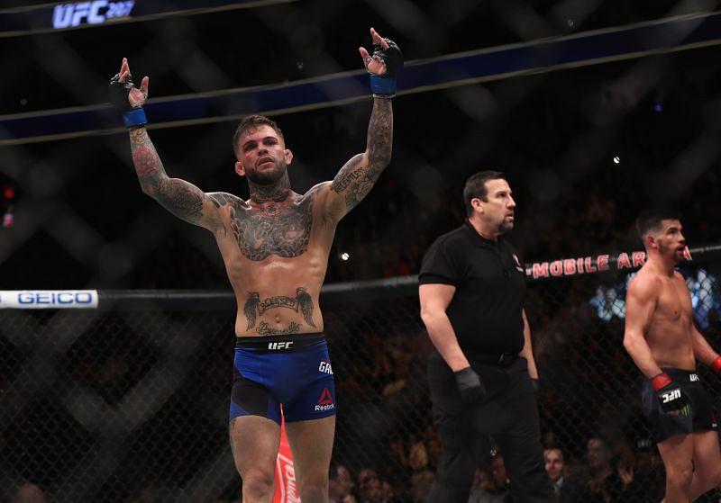 UFC 207: Cruz v Garbrandt