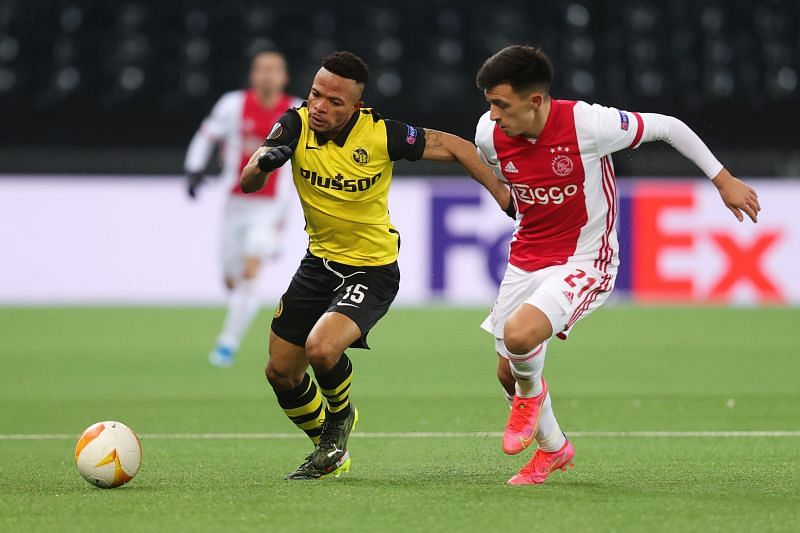 Lisandro Martinez joined Ajax from Defensa y Justicia in the summer of 2019