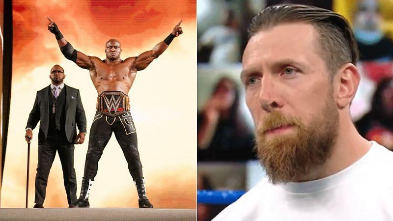 Bobby Lashley has never faced Daniel Bryan in a singles match