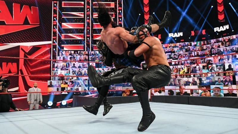 Raw का एपिसोड काफी ज्यादा जबरदस्त और धमाकेदार रहा