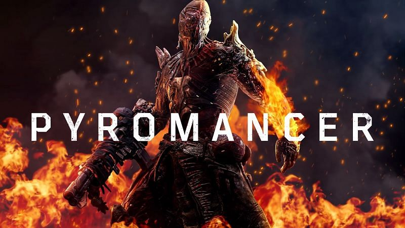 Best Anomaly Pyromancer build in Outriders for Challenge Tiers (Image via Outriders Fandom)