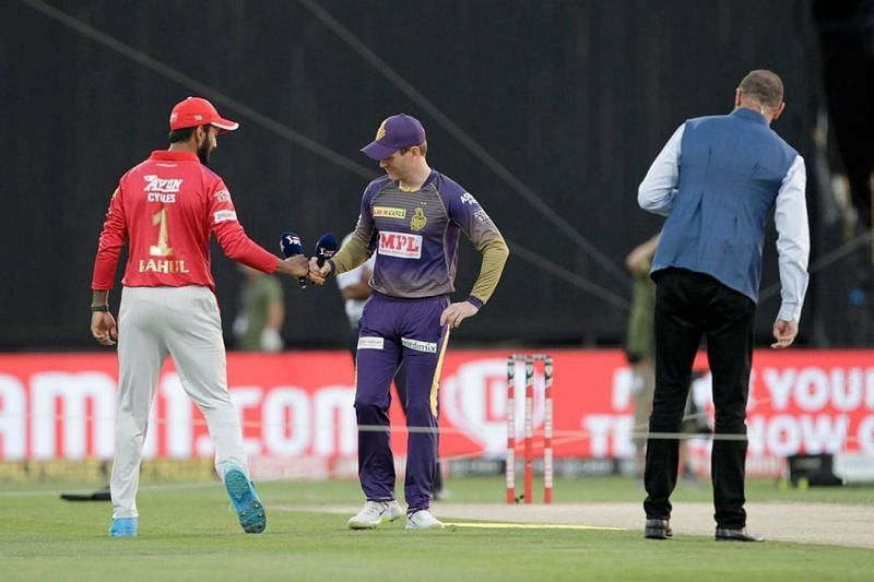 KKR have won a massive 18 of the 27 encounters versus PBKS so far [Credits: IPL]