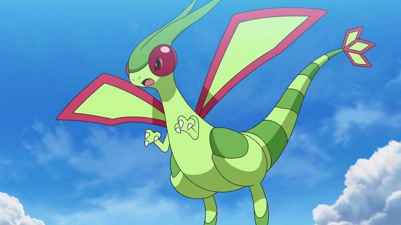 Flygon (Image via The Pokemon Company)