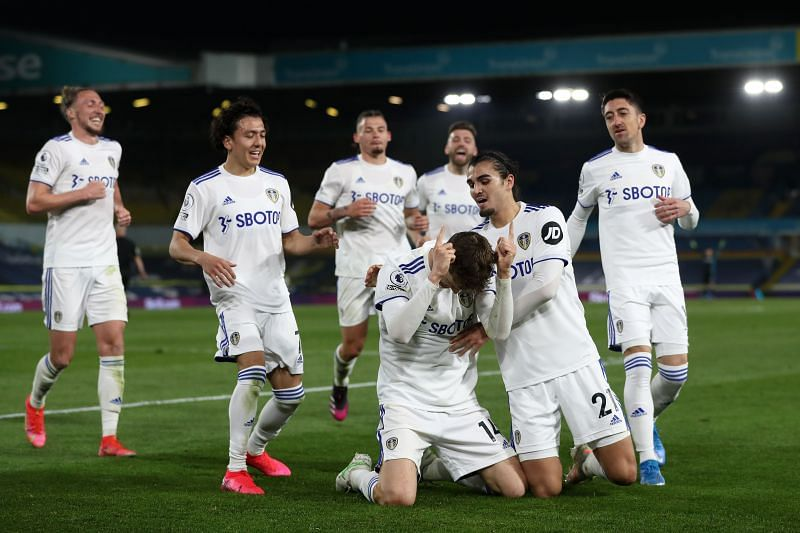 Leeds United gave as good as they got against Liverpool