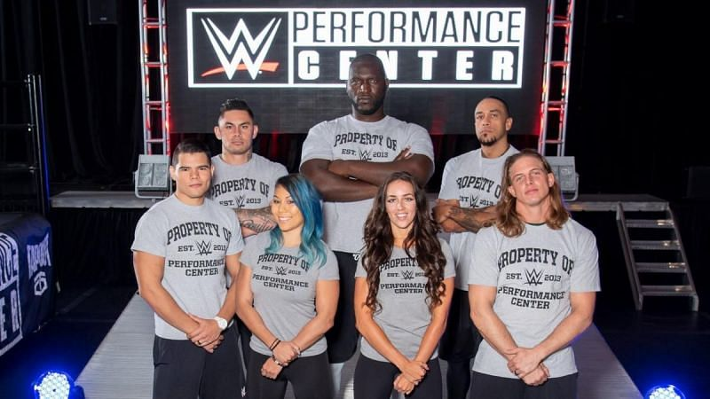 WWE रिक्रूटमेंट 2018