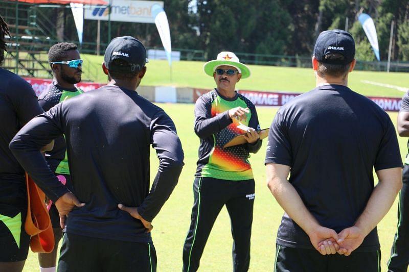 जिंबाब्वे क्रिकेट टीम