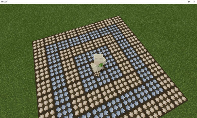 Minecraft daylight sensors are items that can be used to generate Redstone power depending on the time of day (Image via Mojang)