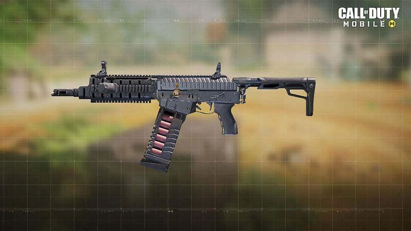 Echo is a great Semi-Automatic Shotgun for COD Mobile MP mode