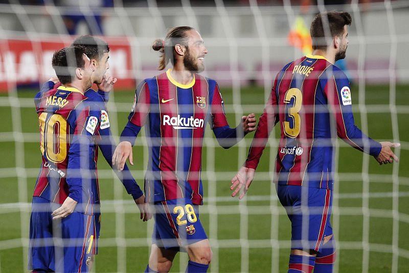 Barcelona were impressive against Getafe