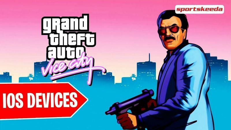 iOS games like GTA Vice City