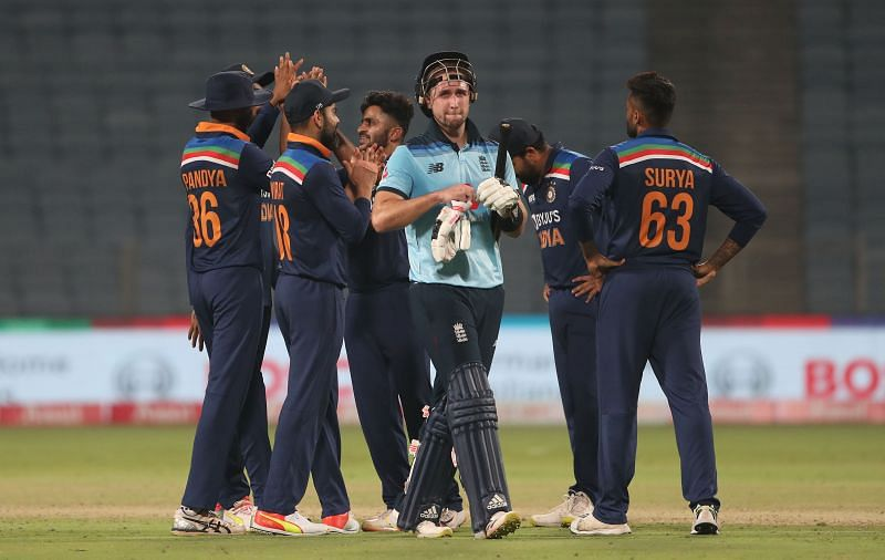 Liam Livingstone made his ODI debut against India recently