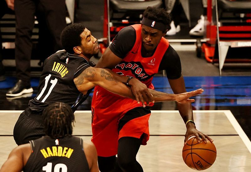 The Raptors won the previous tie between the two sides
