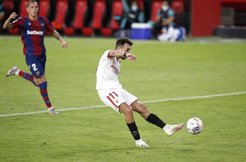 Sevilla take on Levante this week