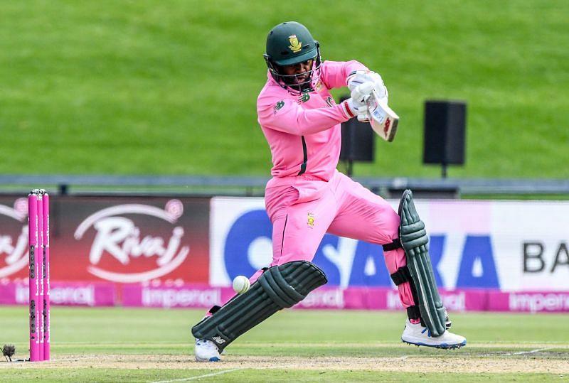 Temba Bavuma will miss the T20I series against Pakistan.