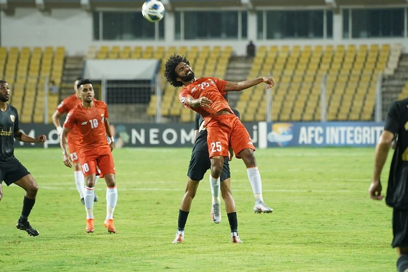 FC Goa and Al-Rayyan play out a 1-1 draw on Matchday five of the AFC Champions League. (Image: FC Goa)