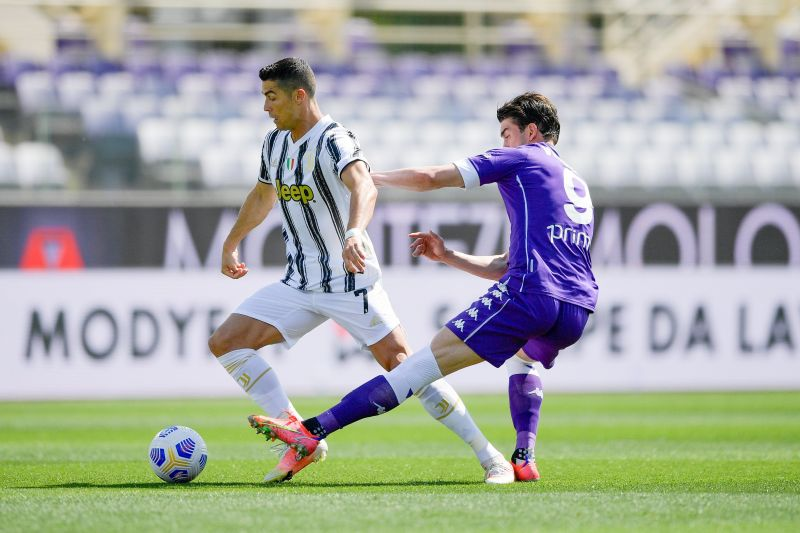 Juventus and Fiorentina played out a 1-1 draw.