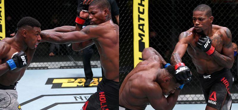 UFC Vegas 6: Kevin Holland vs. Joaquin Buckley
