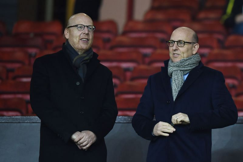 Avram and Joel Glazer are part of a controversial ownership reign at Manchester United.