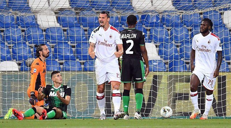 AC Milan haven